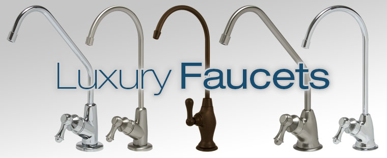 Luxury Drinking Water Faucets