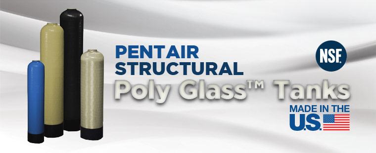 Structural Poly Glass Tanks